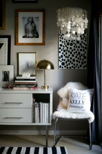 That chair. Swoon.